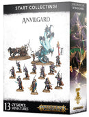 Start Collecting - Anvilguard