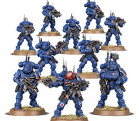 Space Marines - Primaris Infiltrators & Incursors