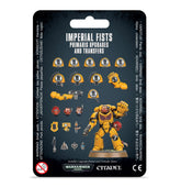 Space Marines - Imperial Fists Upgrades & Transfers