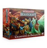 Warhammer Underworld: Champions of Dreadfane