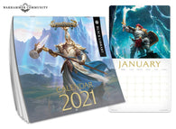 Age of Sigmar 2021 Calendar - (Last Chance to Buy)