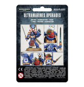 Ultramarines Upgrade Pack