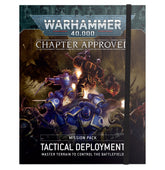 Warhammer 40k Tactical Deployment Crusade Mission Pack
