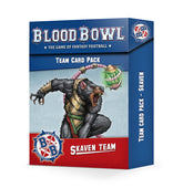 Blood Bowl Skaven Team Card Pack - (Last Chance to Buy)