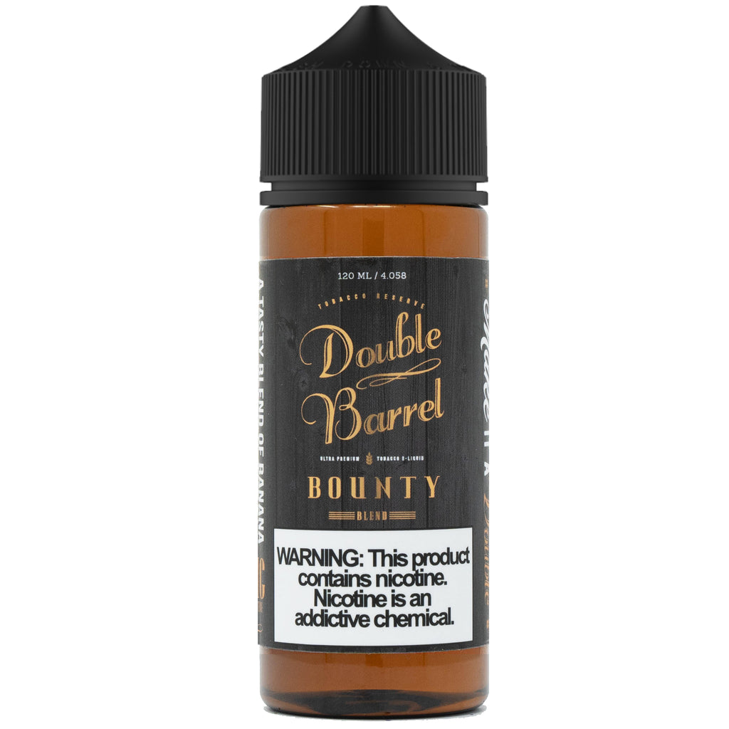 Bounty (120 ml) by Double Barrel Tobacco Reserve
