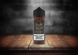 Cowboy (120 ml) by Double Barrel Tobacco Reserve