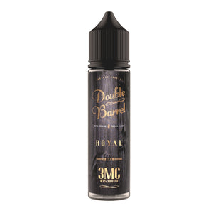 Royal (60 ml) by Double Barrel Tobacco Reserve