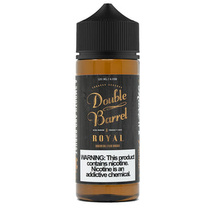 Royal (120 ml) by Double Barrel Tobacco Reserve