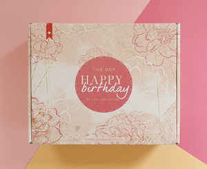 "BOX SEULE ""HAPPY BIRTHDAY"""