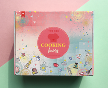 Charger l'image dans la galerie, COOKING LOVERS Box