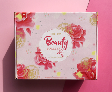 BEAUTY FOREVER Box