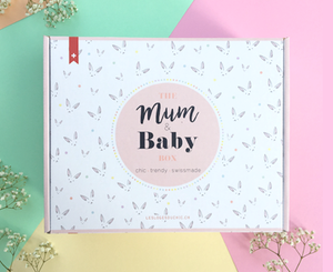 """MUM and BABY"" Box / NEW EDITION !!"