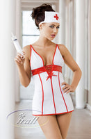 Irall Erotic Collection Hot Nurse-Costume-Irall Erotic-S-Luxe Lingerie