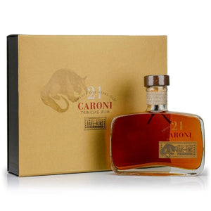 RUM NATION 21 ANS CARONI ISLAY