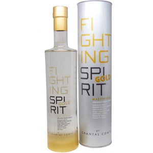 RHUM BLANC FIGHTING SPIRIT GOLD 70 CL