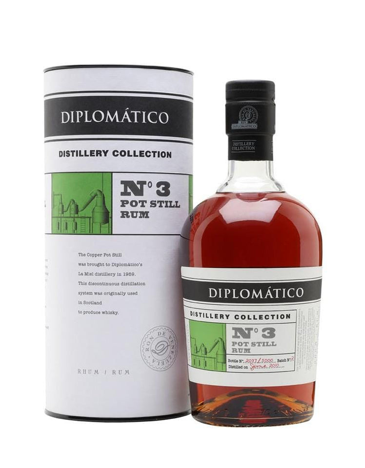 DIPLOMATICO BATCH 3 POT STILL