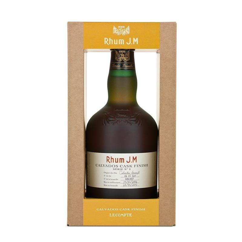 JM CALVADOS CASK FINISH 50 CL