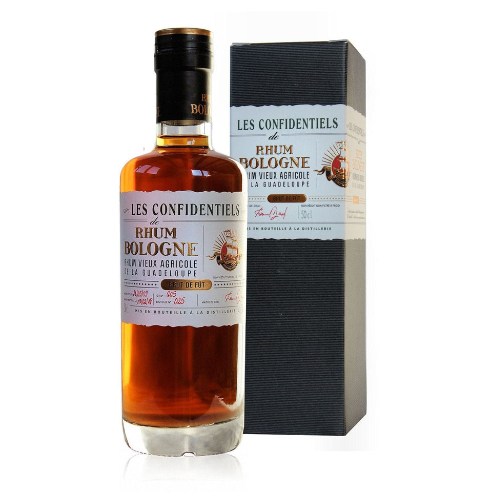 BOLOGNE CONFIDENTIELS SINGLE CASK