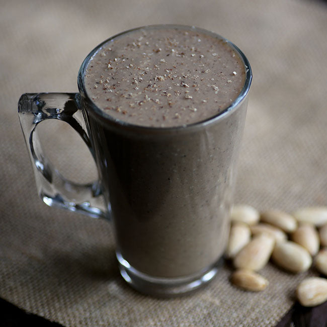 Mocha Monkey Smoothie