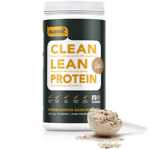 CLEAN LEAN PROTEIN - Real Coffee 1 KG