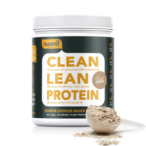 CLEAN LEAN PROTEIN - Real Coffee 500 G