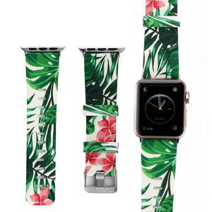 Braçadeiras de Silicone para Apple Watch