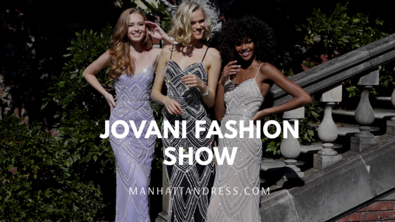 Jovani Fashion Show