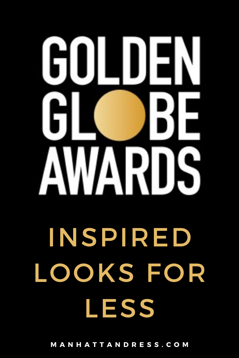The 77th Golden Globe Awards Red Carpet Inspired Looks