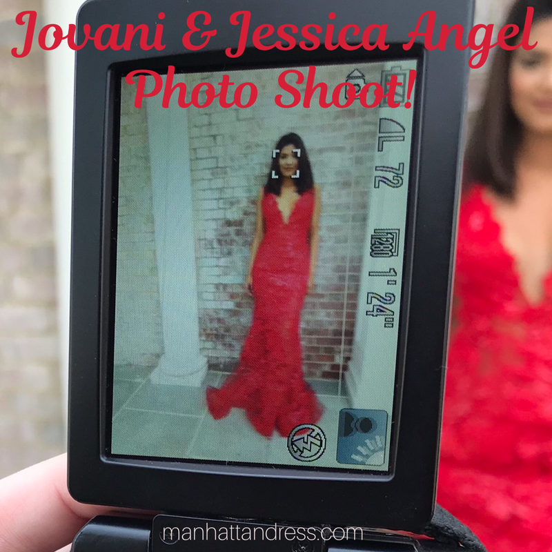 Jovani & Jessica Angel Photo Shoot!
