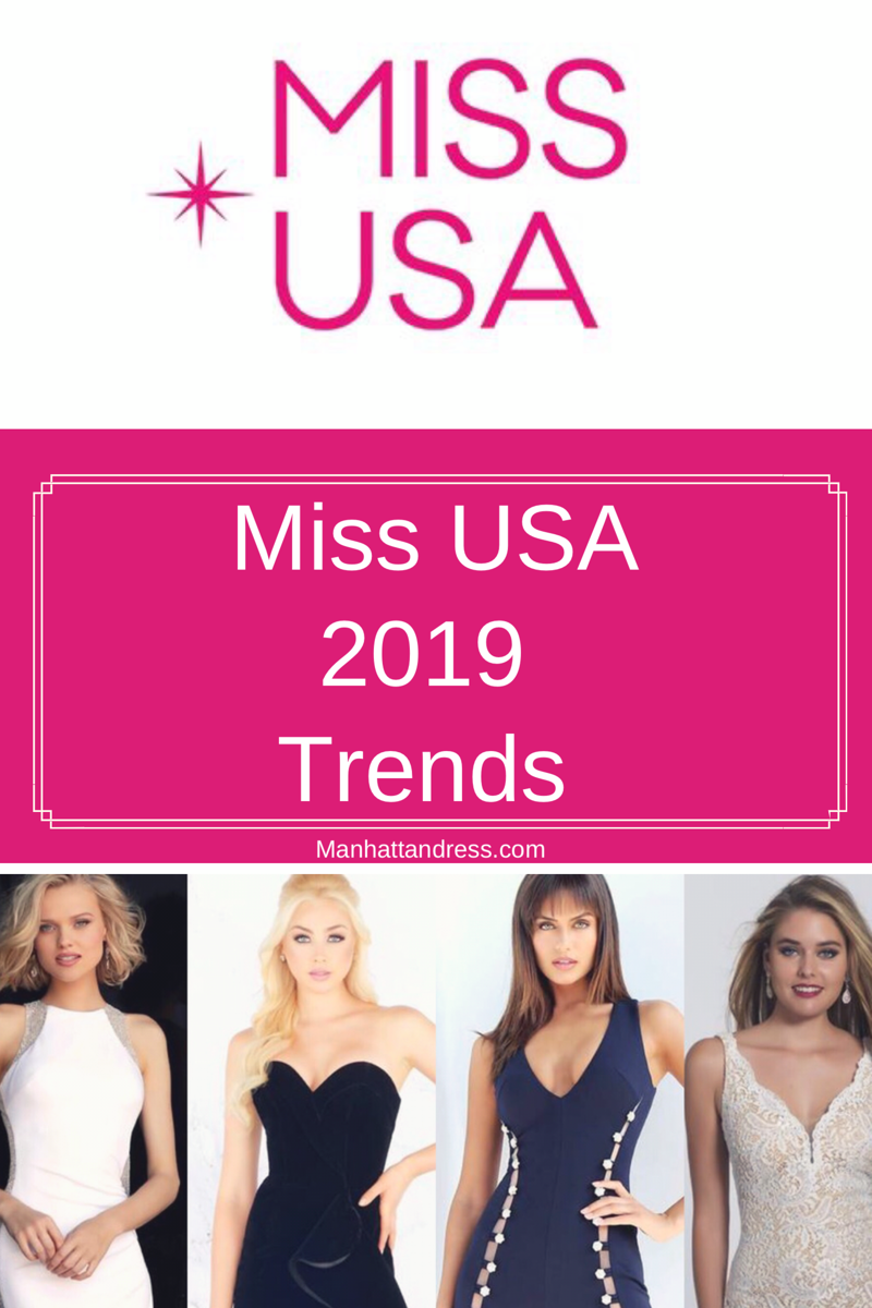 Miss USA 2019 Trends!