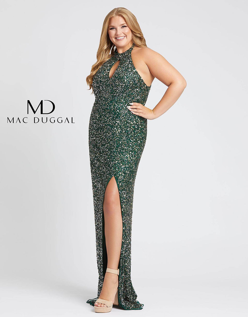 Fabulouss by Mac Duggal 4835F