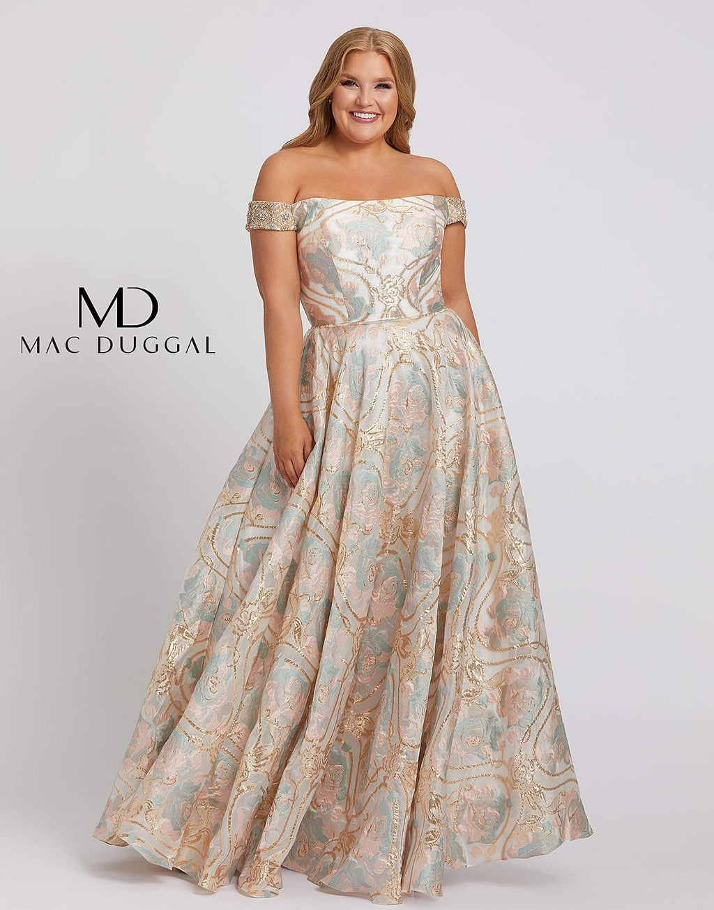 Fabulouss by Mac Duggal 48983F