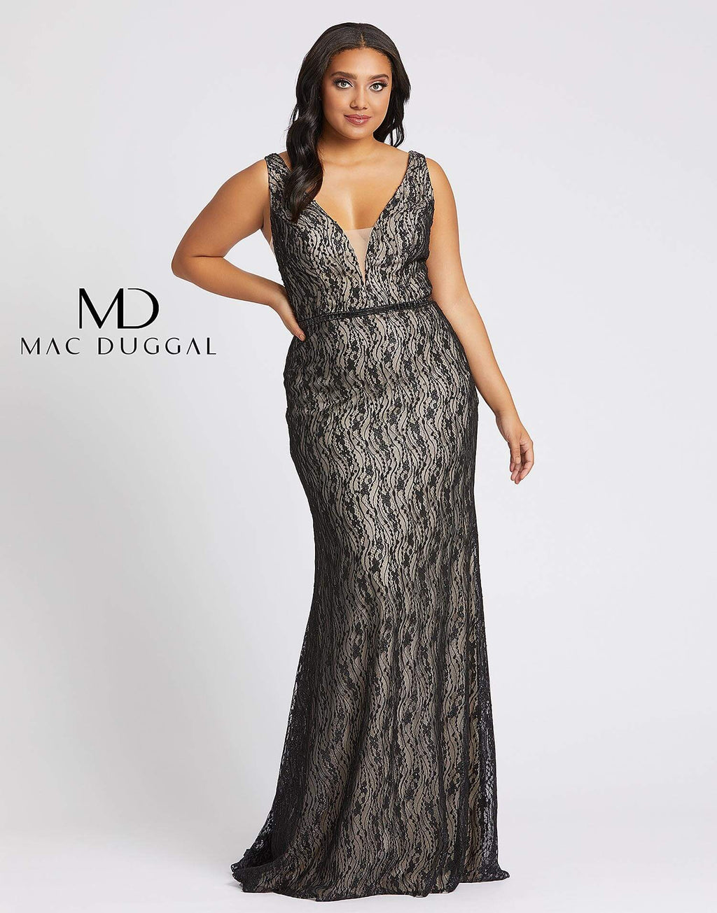 Fabulouss by Mac Duggal 48995F