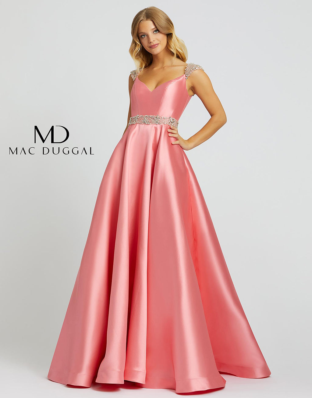 Ballgowns by Mac Duggal 67097H