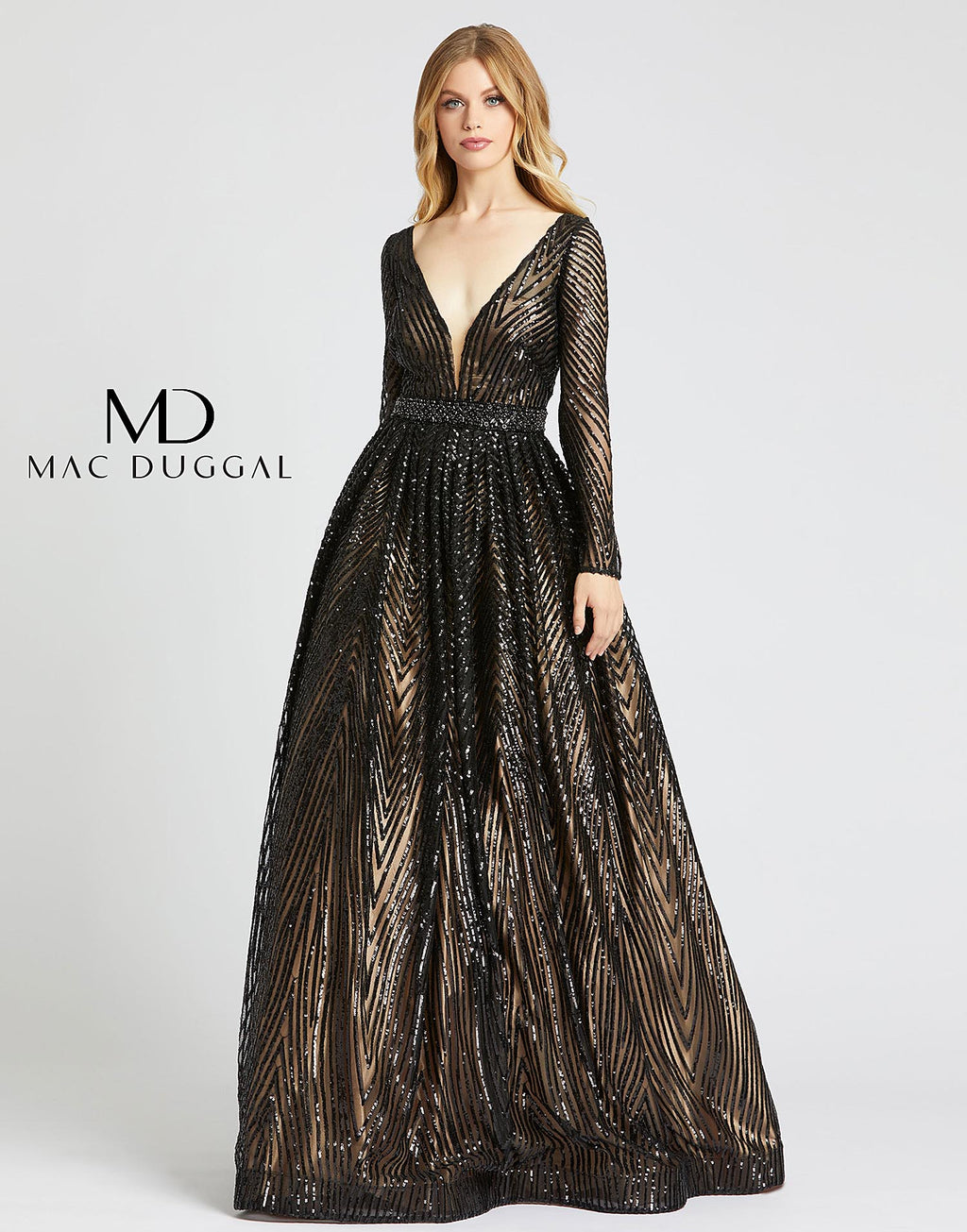 Ballgowns by Mac Duggal 67103H