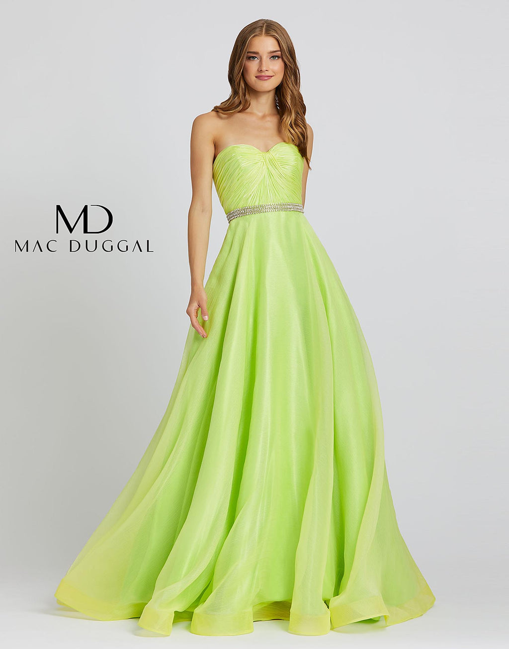 Ballgowns by Mac Duggal 67105H