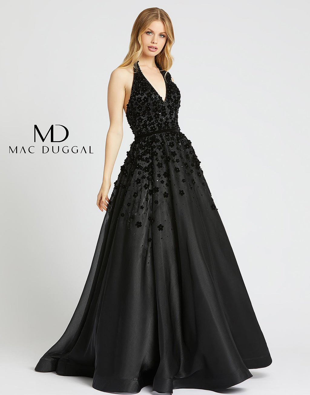 Ballgowns by Mac Duggal 67111H