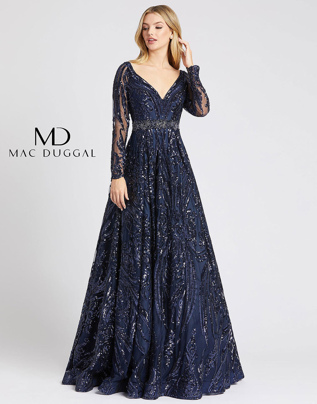 Ballgowns by Mac Duggal 67113H
