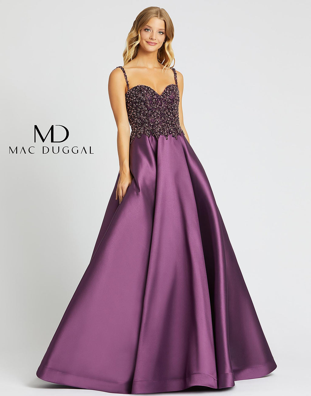 Ballgowns by Mac Duggal 67116H