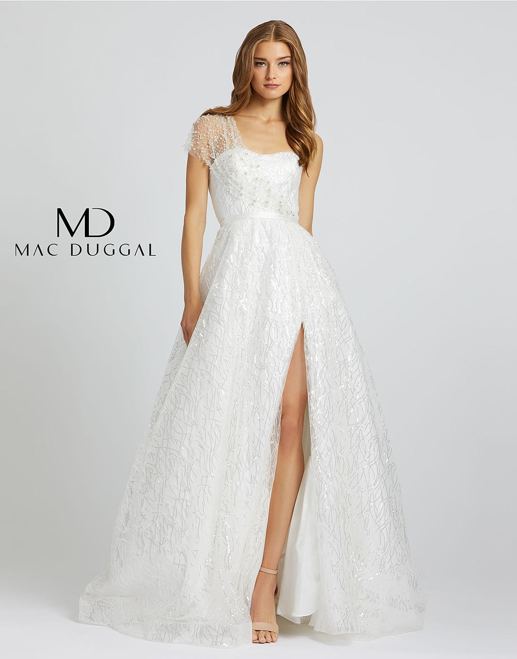 Ballgowns by Mac Duggal 67120H