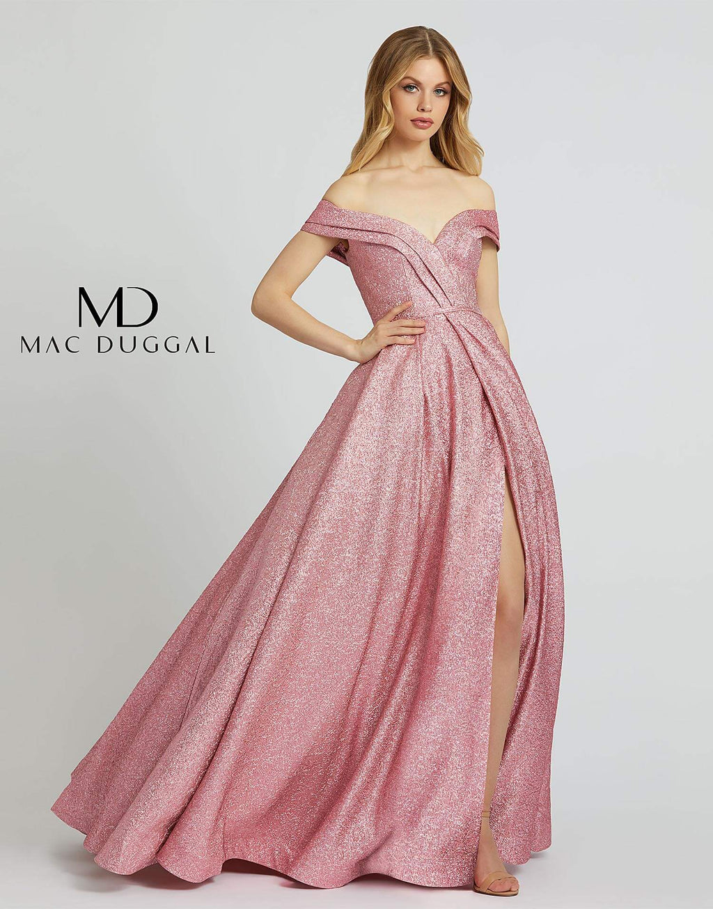 Ballgowns by Mac Duggal 67121H