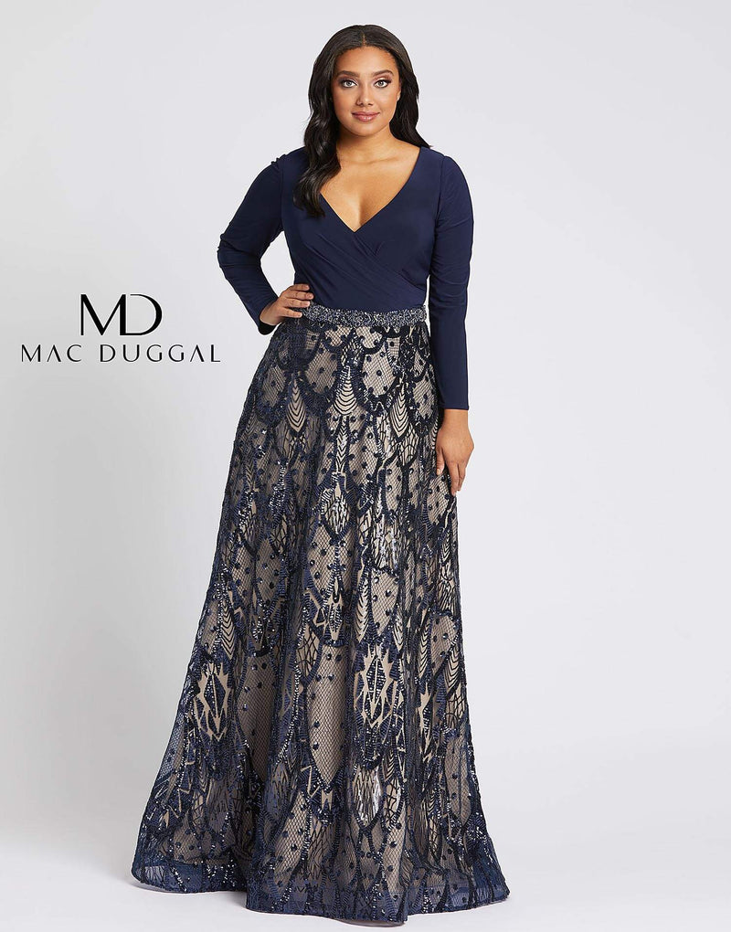 Fabulouss by Mac Duggal 67241F