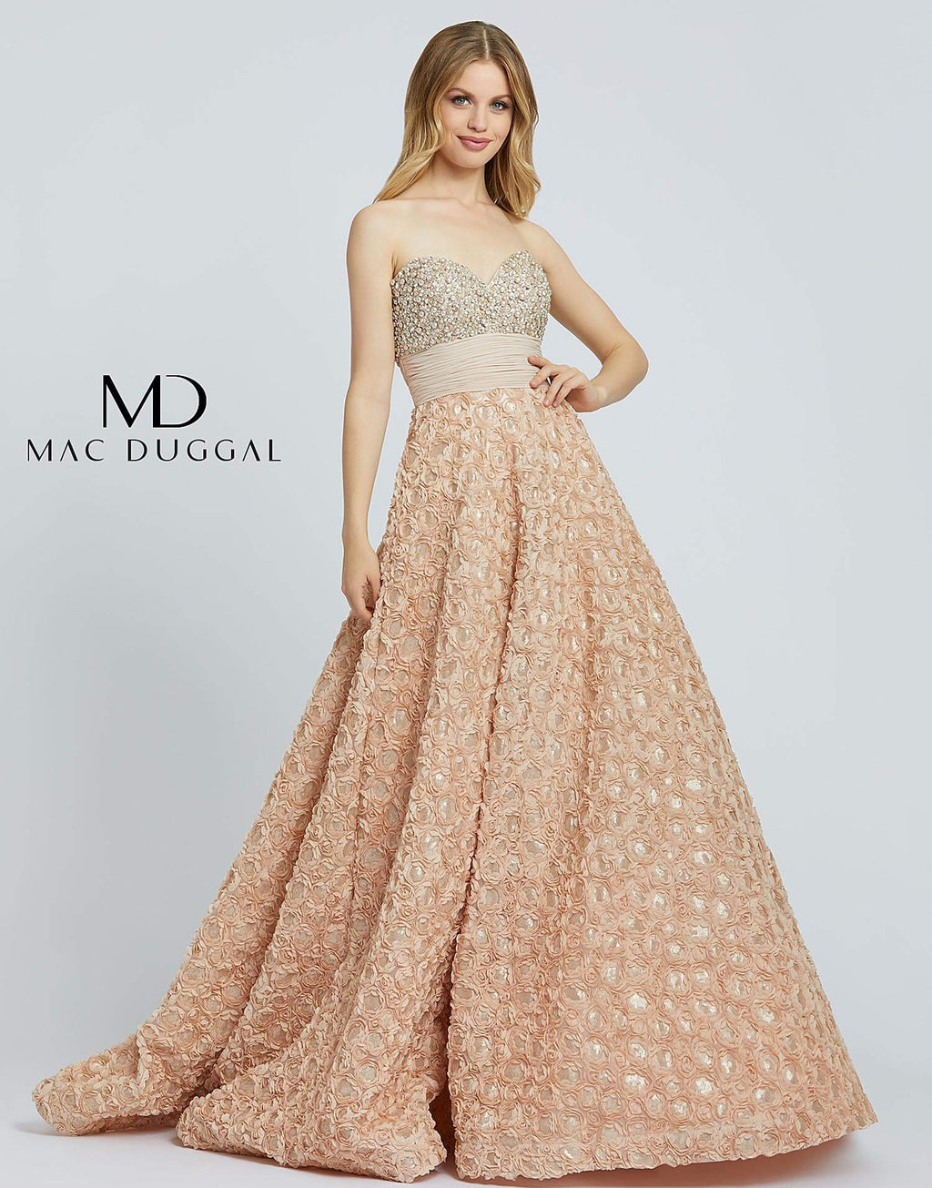 Ballgowns by Mac Duggal 67695H