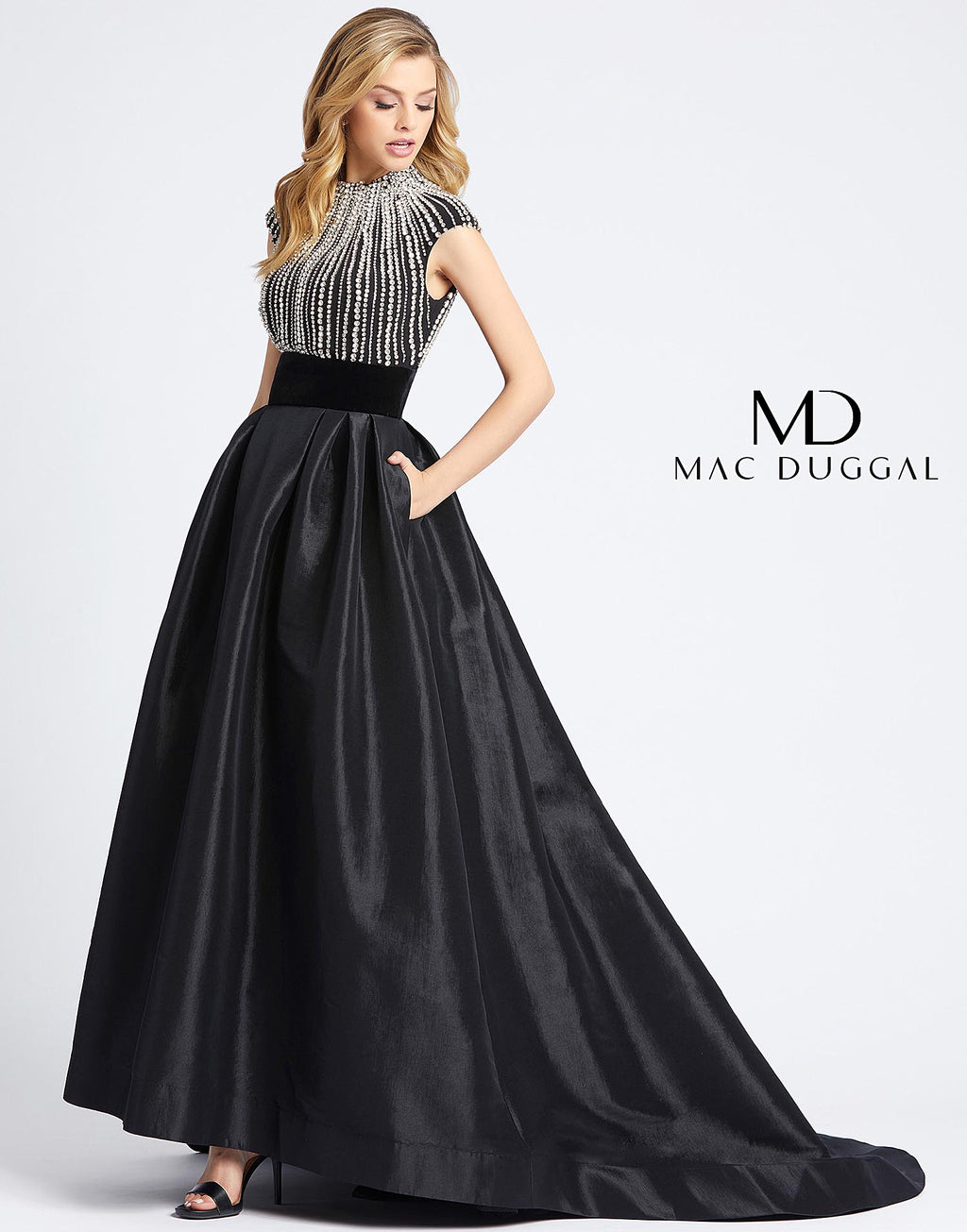 Ballgowns by Mac Duggal 77269H