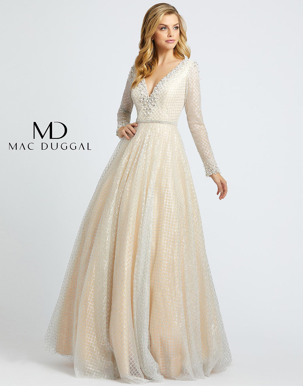 Ballgowns by Mac Duggal 77497H