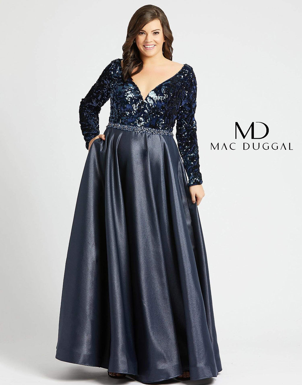 Fabulouss by Mac Duggal 77565F