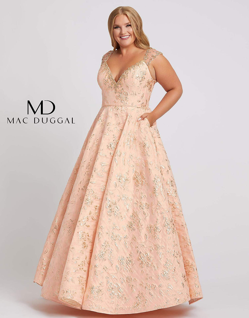 Fabulouss by Mac Duggal 77728F