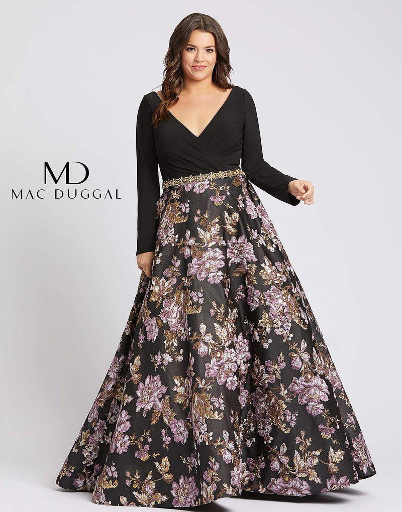 Fabulouss by Mac Duggal 77745F