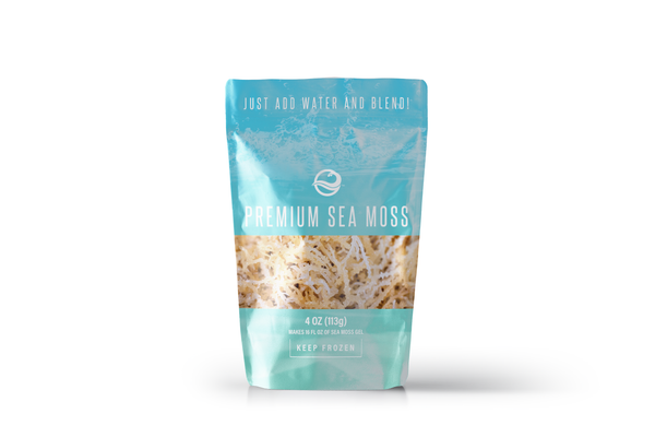 Premium Sea Moss (Freezer Pack)