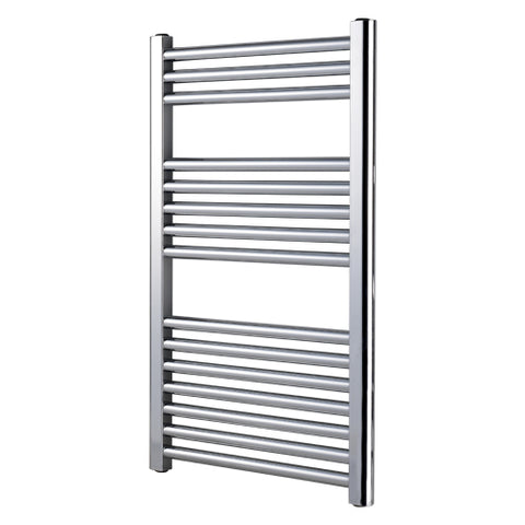 Sahara 800 x 500mm Chrome Towel Rail